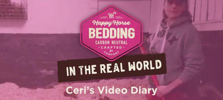 Ceri's Video Diary